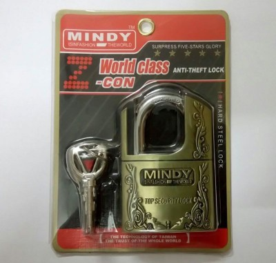 Mindy Iron Polished door lock