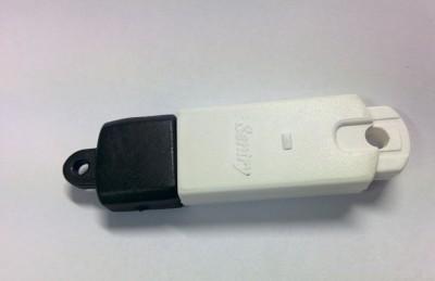 Sentry Fiber Glossy door lock