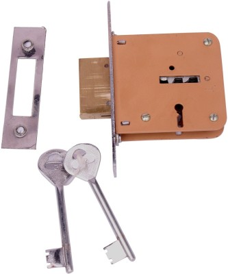 Sunrise Iron Matte door lock