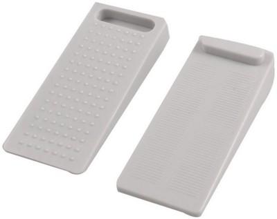Hokipo AND001967 Wedge Door Stopper(White)
