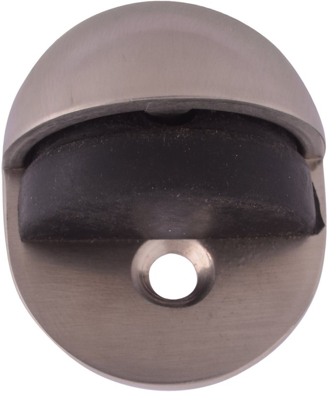 Ace 192 Floor Mounted Door Stopper(Silver)