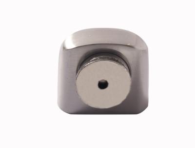 Klaxon G0006IT0147 Magnet-FLOOR-222 SS MATT Wall Mounted Door Stopper