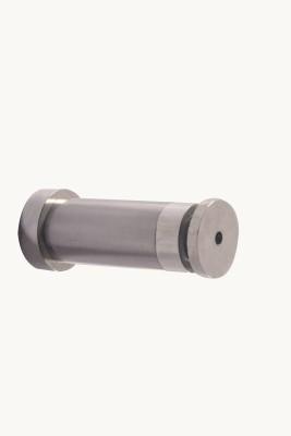 Klaxon G0003IT0205 Catcher-50MM Chrome Door Mounted Door Stopper(Silver)