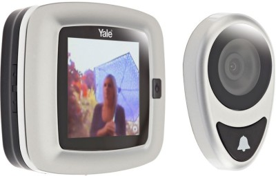 Yale Plastic Digital Door Viewer