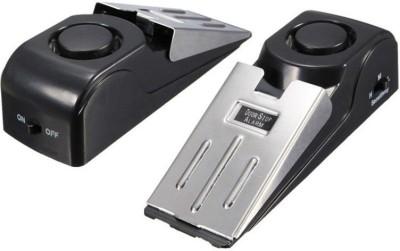 Shrih SH-0452 Wedge Shaped Stop Wireless Portable Safety Door Door Window Alarm(120)
