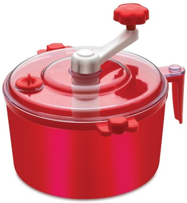 Jen Plastic Detachable Dough Maker(Red, White)