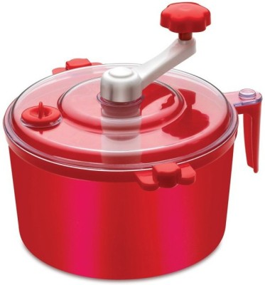 Sealion Plastic Detachable Dough Maker(Red)