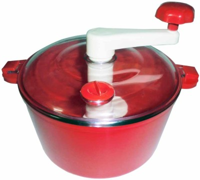 Duiken Plastic Vertical Dough Maker(Red)