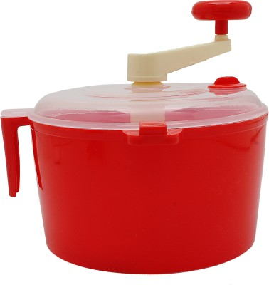 Capital Chopper and Atta Polypropylene, Plastic Detachable Dough Maker(Multicolor)