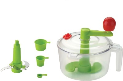 PremiumDeals Plastic Detachable Dough Maker