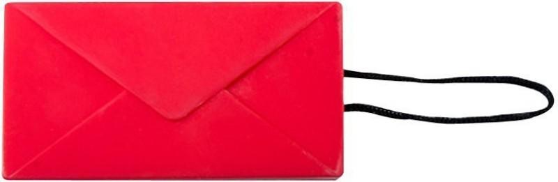 Flintstop One Sided Door Draft Stopper(Red104 mm)
