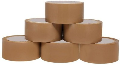 tape roll brwn 2 Drafting Tape(2 inch x 40 m)