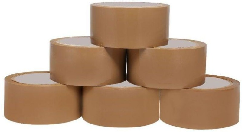 tape roll brwn 2 Drafting Tape(2 inch x 40 m)