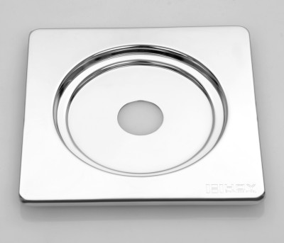 ACCURA Floor Stainless Steel Push Down Strainer