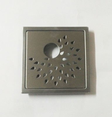 Aquieen Floor Stainless Steel Push Down Strainer