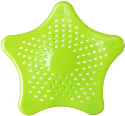 ShadowFax Kitchen Sink, Bathroom Sink Plastic Push Down Strainer