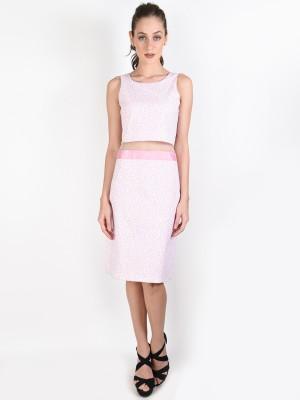 Oshea Women's Shift Pink Dress