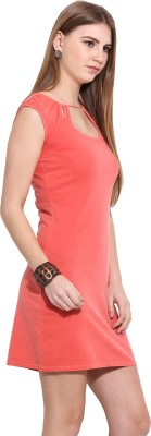 Why Knot Women's A-line Pink Dress