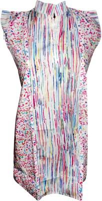 Vogue4all Women's A-line Multicolor Dress