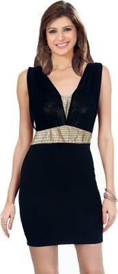 IshinDesignerStudio Women's Tube Black Dress