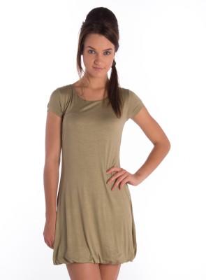 Bombay High Women's A-line Green Dress