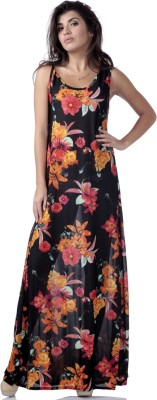 Heart 2 Heart Women's Maxi Multicolor Dress