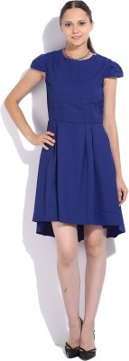 United Colors of Benetton Womens Dark Blue Dress