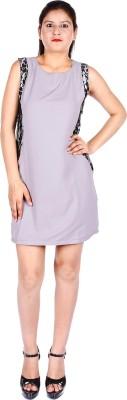 Gwyn Lingerie Women's A-line Grey Dress