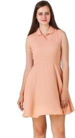 Texco Women's Shirt Beige Dress