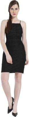 Vero Moda Womens Shift Black Dress