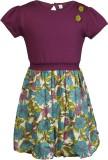 Nino Bambino Girl's Midi/Knee Length Cas...