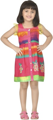 Masaba for Magic Fairy Girl's Multicolor Dress