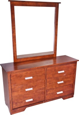 Nesta Furniture Hudson Solid Wood Dressing Table