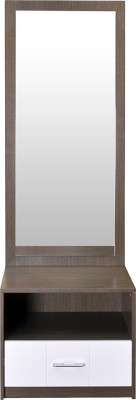 @home by Nilkamal Berry Solid Wood Dressing Table