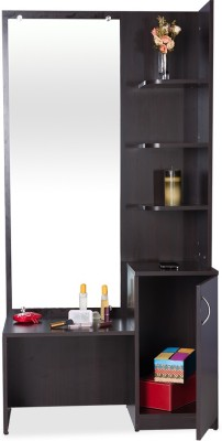 Durian TRITON/DRE Engineered Wood Dressing Table(Finish Color - Brown)