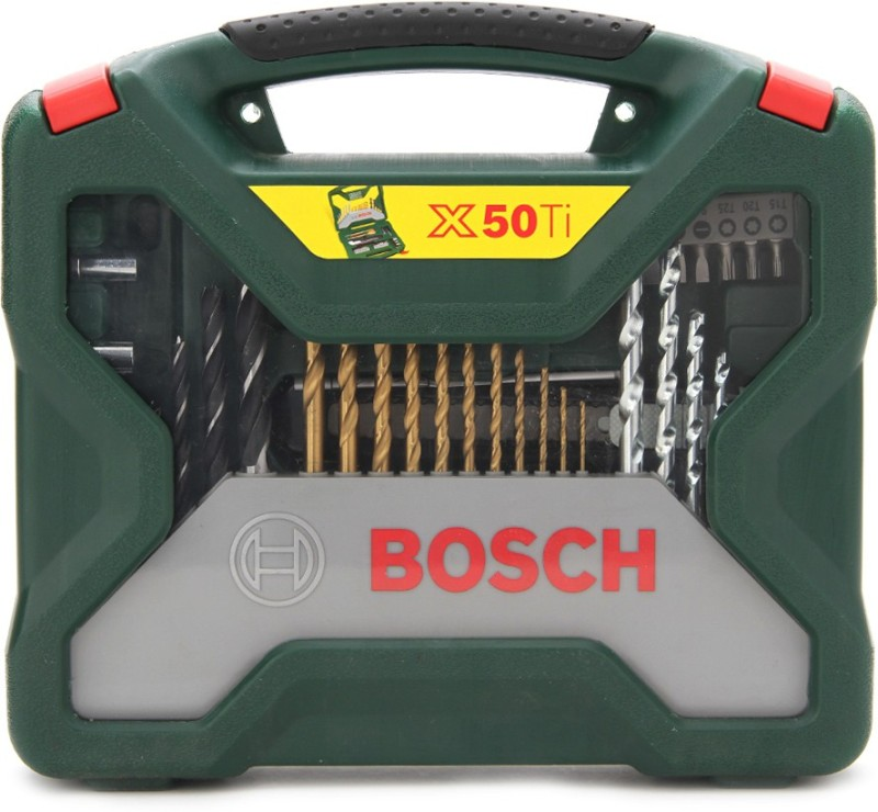 Bosch X50TI Brad Points Set(Pack of 50)