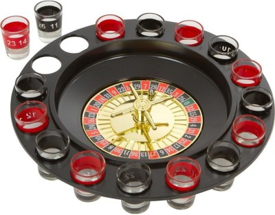 BonZeal 1000089 Drinking Roulette