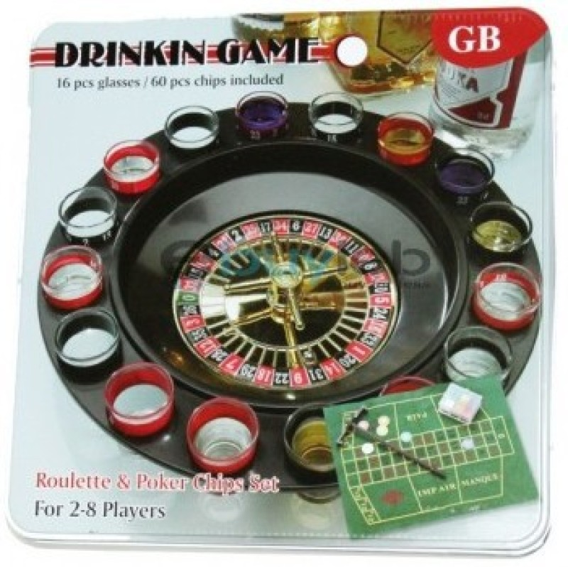 Victory RULETA CASINO GAME Drinking Roulette