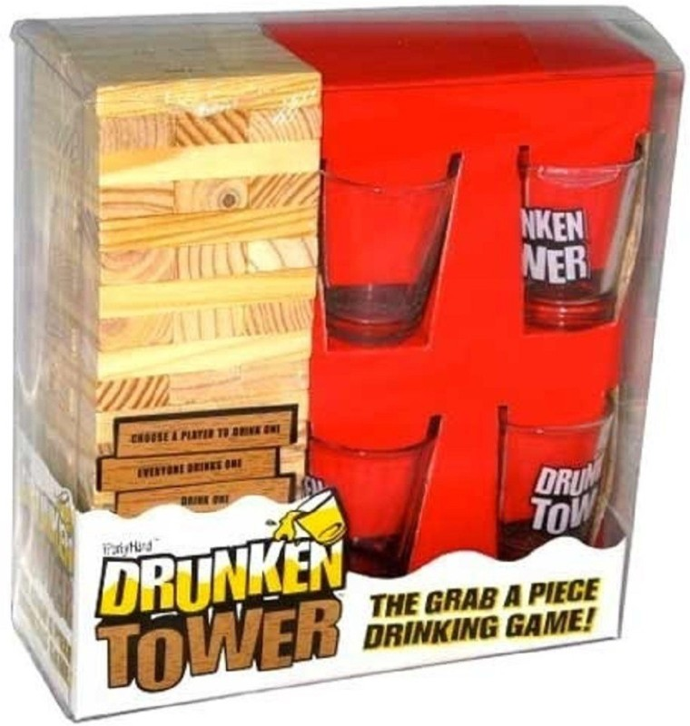 SG Drinking Tower Game 2300 Drinking Roulette
