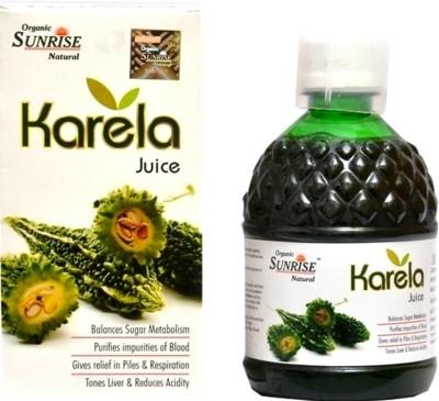 Sunrise Agriland Organic Karela 800 ml Fruit(Pack of 1)
