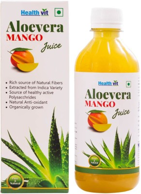Healthvit Aloevera Mango Juice 500 ml Fruit Juice