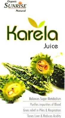 Sunrise Agriland Organic Certified karela 400 ml Fruit(Pack of 1)