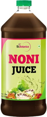 StBotanica Noni Juice (No Added Sugar) 500 ml Fruit