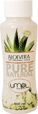 UMPL ALOE VERA JUICE 500 ml Herbs(Pack of 1)