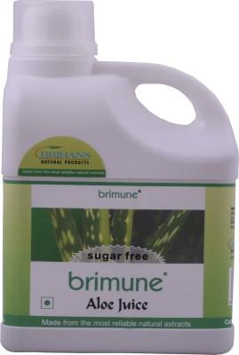 Brimune Aloe Juice 1 L Vegetable(Pack of 1)