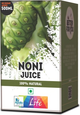 Apollo Pharmacy Life Noni Juice 500 ml Drink