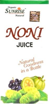 Sunrise Organic Noni 800 ml Fruit(Pack of 1)