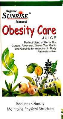 Sunrise Organic Obesity Care 400 ml Fruit(Pack of 1)