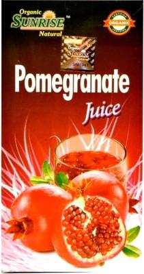 Sunrise Organic Pomegranate 400 ml Fruit(Pack of 1)