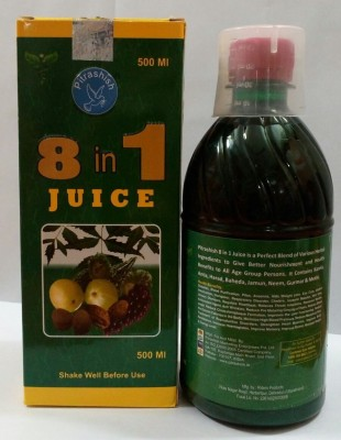 PITRASHISH EIGHT IN ONE JUICE 500 ml Vegetable